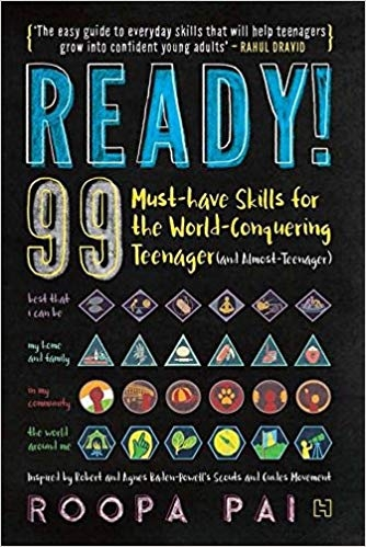 READY! 99 Must-Have skills for a world conquering teenager